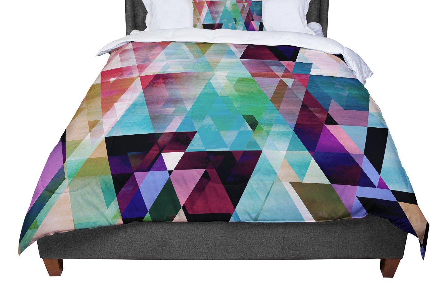 KESS InHouse Gabriela Fuente Splash Twin Comforter 68 X 88