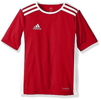 Amazon.com   adidas Boys Soccer Entrada 18 Jersey   Sports   Outdoors 6cc7e6044