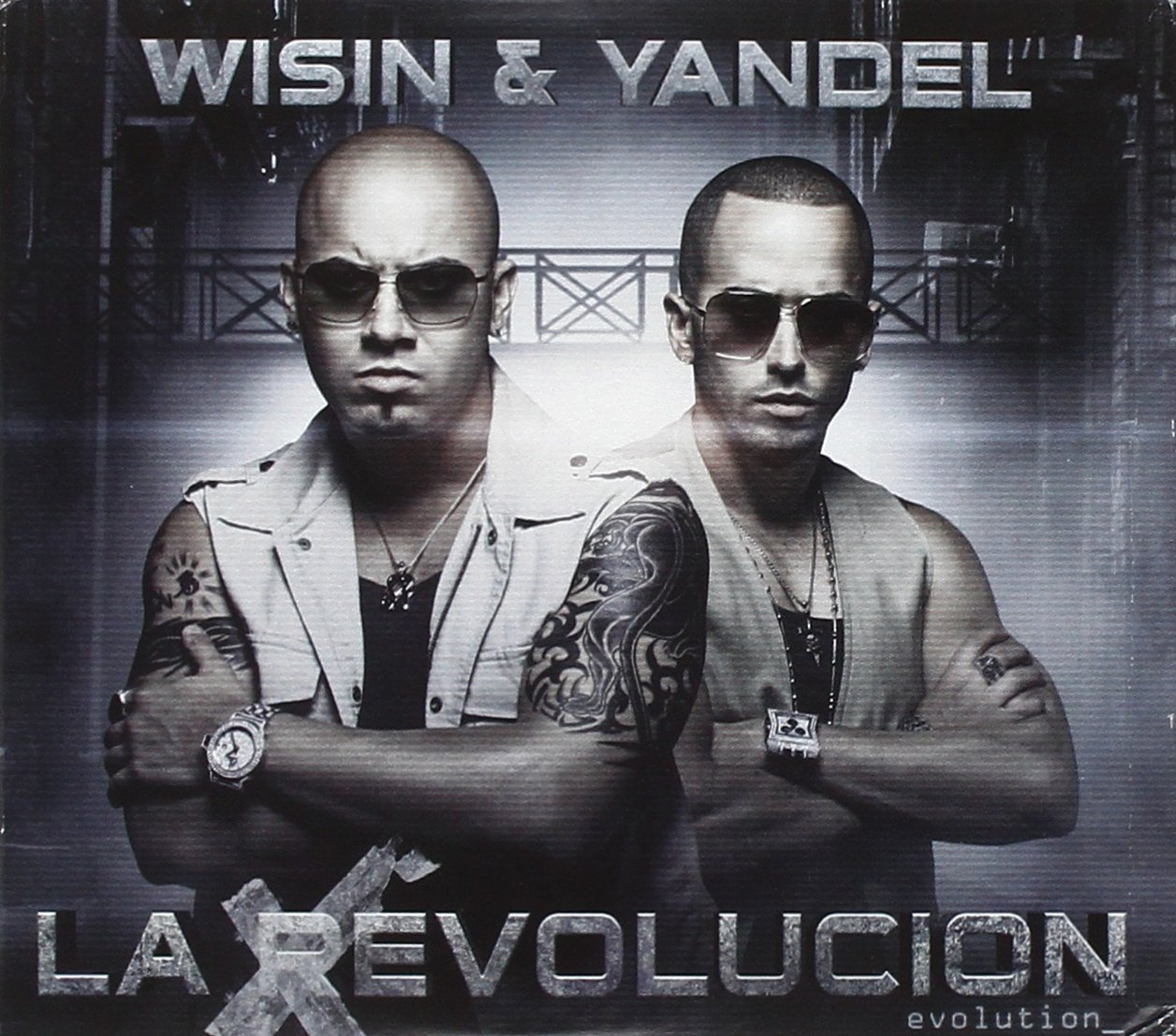 La Revolucion: Evolucion by Machete Music