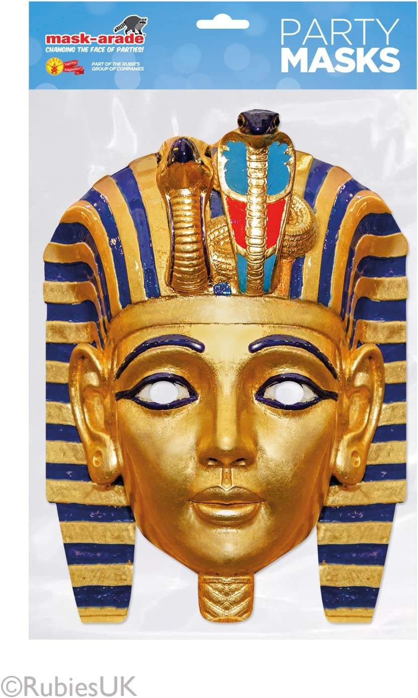 Masque Carton Pharaon Generique