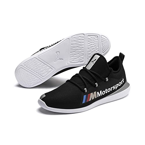Puma Men Motorsport Licensed BMW MMS Evo Cat Racer Black Casual Shoes 5cab21f0b