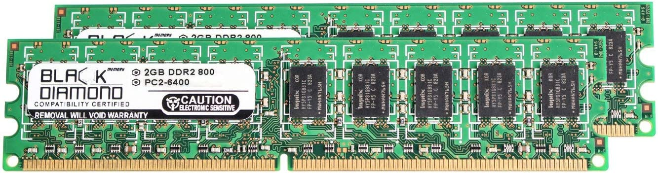 4GB 2x2GB NOT FOR PC New Memory for Dell PowerEdge R200 Server