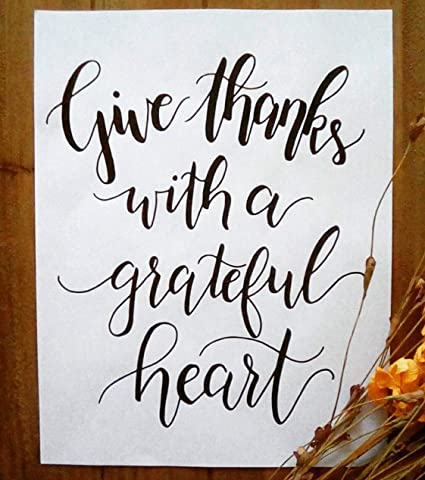 photograph about Give Thanks Printable referred to as : Venu67Hol Offer Because of a Thankful Middle Printable