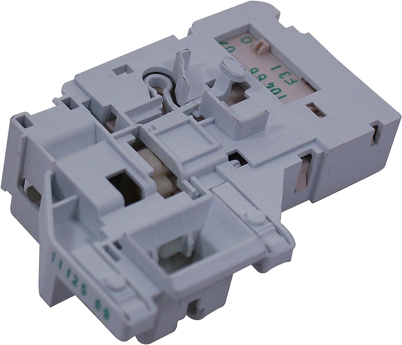 Indesit Lavadora Puerta Interlock Switch. Equivalente a número de ...