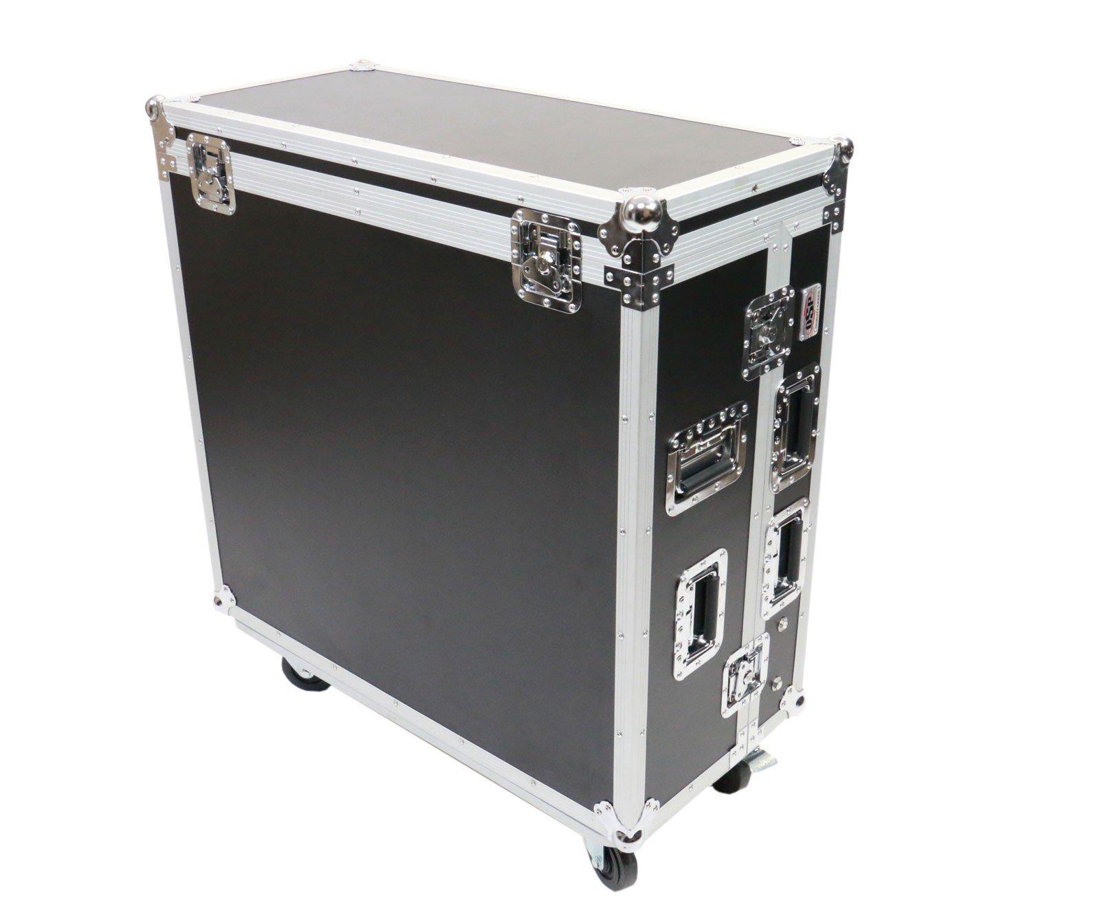 OSP Cases | ATA Road Case | Mixer Case for Yamaha QL5 Digital Mixer | Doghouse | ATA-QL5-DH