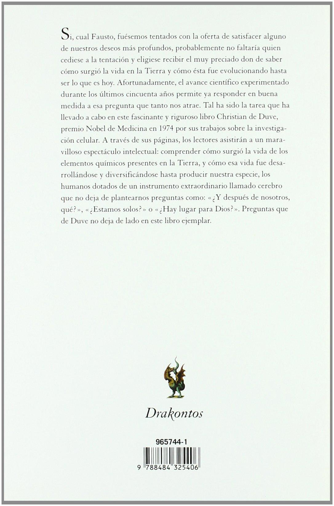 La Vida En Evolucion (Spanish Edition)
