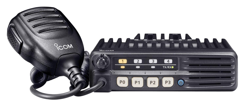 Icom IC-F6011 UHF 400-470MHz 50W 8 CHANNELS Mobile Radio by Icom (Image #1)
