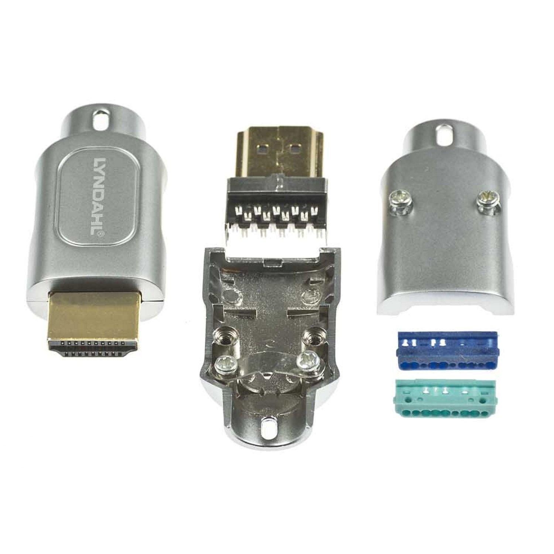 Lyndahl HDMI SL-P Steckverbinder: Amazon.de: Elektronik