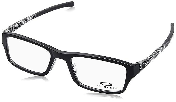 abc8db5a49 Oakley Full Rim Rectangular Men s Spectacle Frame - (0OX803980391353 ...
