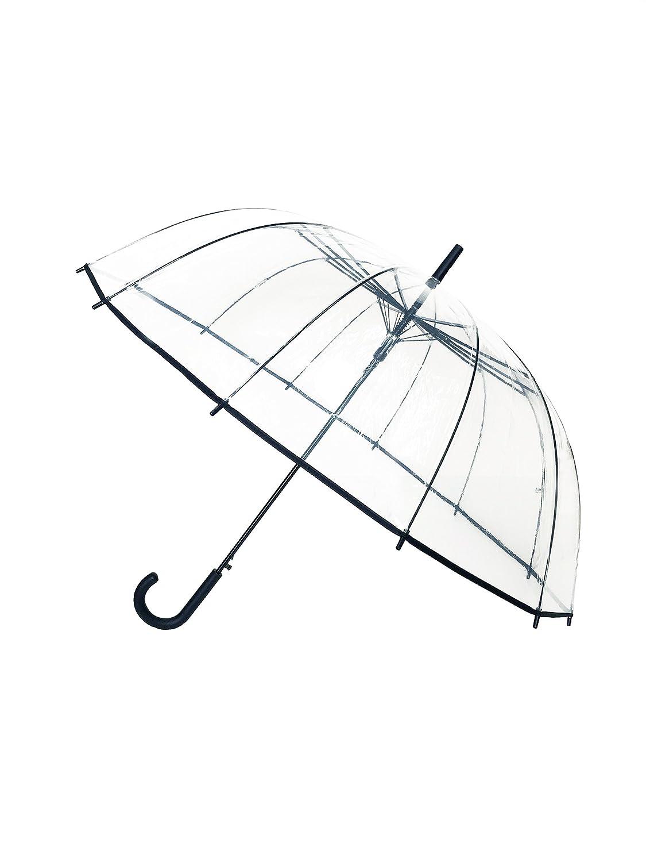 Paraguas de gran calidad con apertura automática y varillas de fibra de vidrio. Opción de colores.