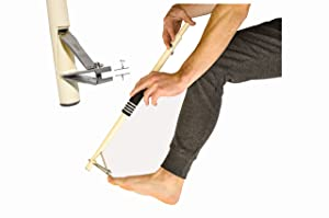Long Handle Toenail Clipper (22 inch) Extended Toe Nail Trimmer for Arthritis, Overweight, Thick Nails, Disabled and Seniors. A tool with Easy Reach Handle and Wide Jaw Toenail Clippers, Made in USA