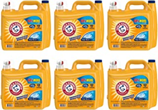 product image for Arm & Hammer 2X Ultra Clean Burst Liquid Laundry Detergent 210 oz WLM (Pack of 6)