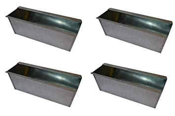 4x Blumenkasten Balkonkasten Einsatz Für Europalette Pflanzkasten