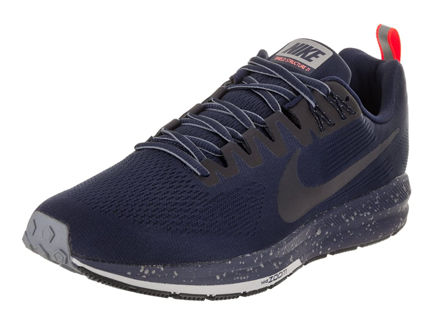 Nike Hombres Air Zoom  Structure 21 Mega Azul  Zoom Blanco 52d2fa