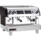 Grindmaster-Cecilware ESP2-220V Venezia II Single or Double Espresso Machine, 13-Quart
