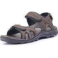 FITORY Hombres Mujeres Sandalias Deportivas Cómodo Ajustable Tres Capas de Al Aire Libre Senderismo Zapatos de Playa…