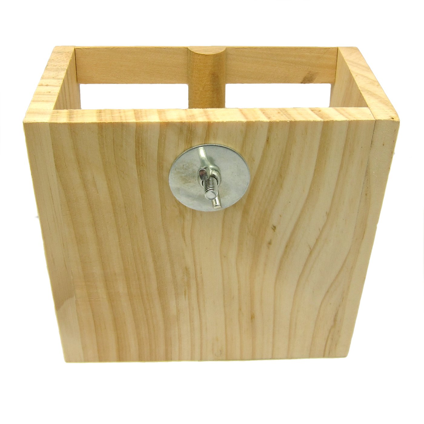 Alfie Pet by Petoga Couture - Sean Wood Hay Manger Feeder for Mouse, Chinchilla, Rat, Gerbil and Dwarf Hamster by Alfie (Image #5)