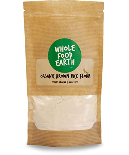 Wholefood Earth Organic Brown Rice Flour 1 kg
