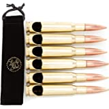 50 Cal Bullet Bottle Openers - Set of 6