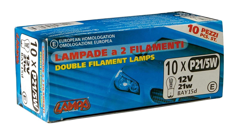 Lampa 58063 Juego de Bombillas 10 Unidades