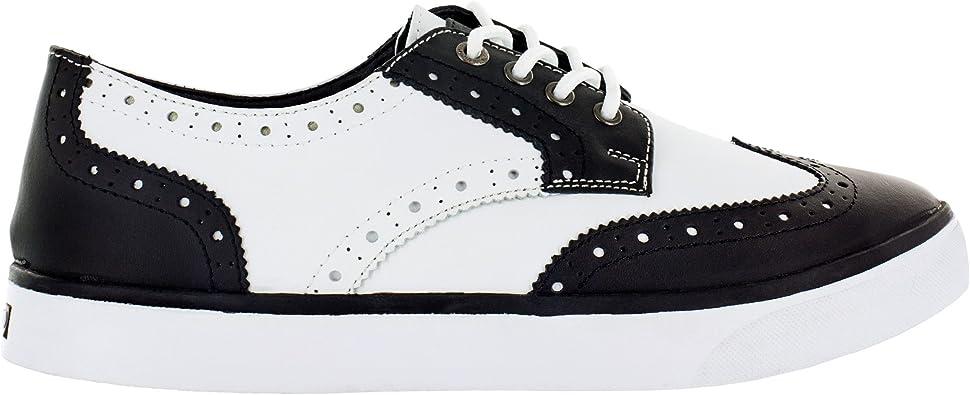VLADO Footwear Men's Hits White