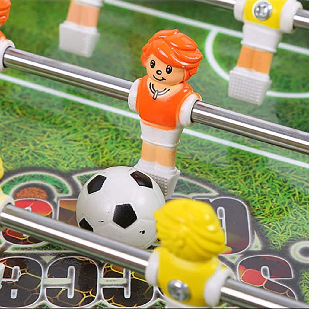 Futbolines Futbolín Mesa De Billar Mesa De Juegos Juguete Sano ...