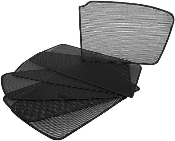 Fahrzeugspezifische Sonnenschutz Blenden Komplett Set 6 Teiliges Set Az17001922 Auto