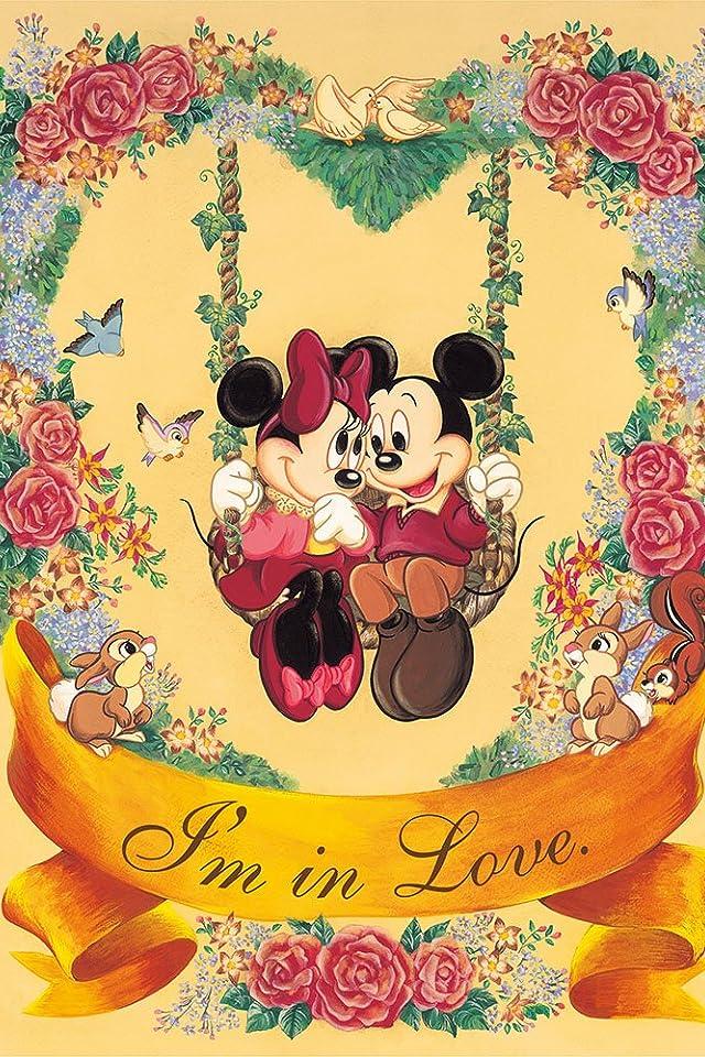 ディズニー ディズニー アイム・イン・ラヴ iPhone(640×960)壁紙 画像73359 スマポ
