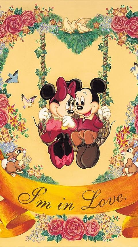 ディズニー ディズニー アイム・イン・ラヴ XFVGA(480×854)壁紙画像