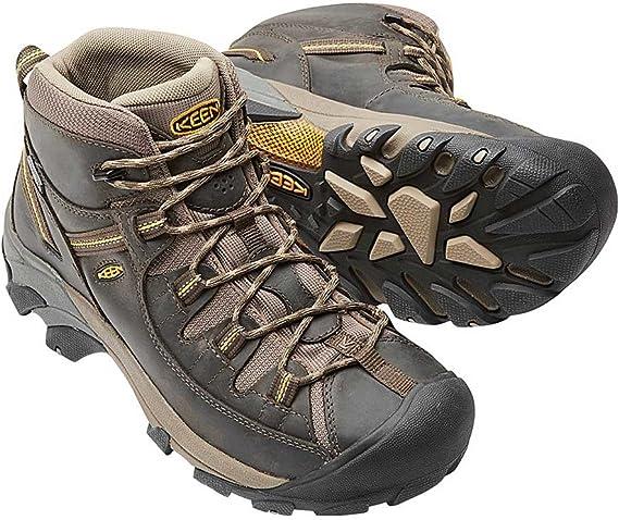キーン]Keen Targhee II Mid Hiking