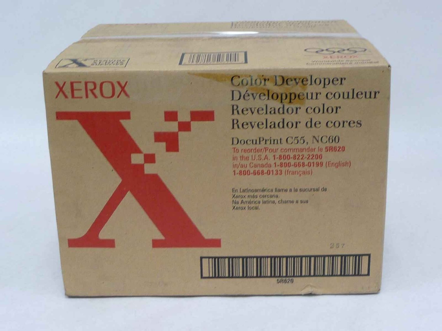 Xerox 5R620 Color Developer for Docuprint C55/NC60 by Xerox (Image #1)