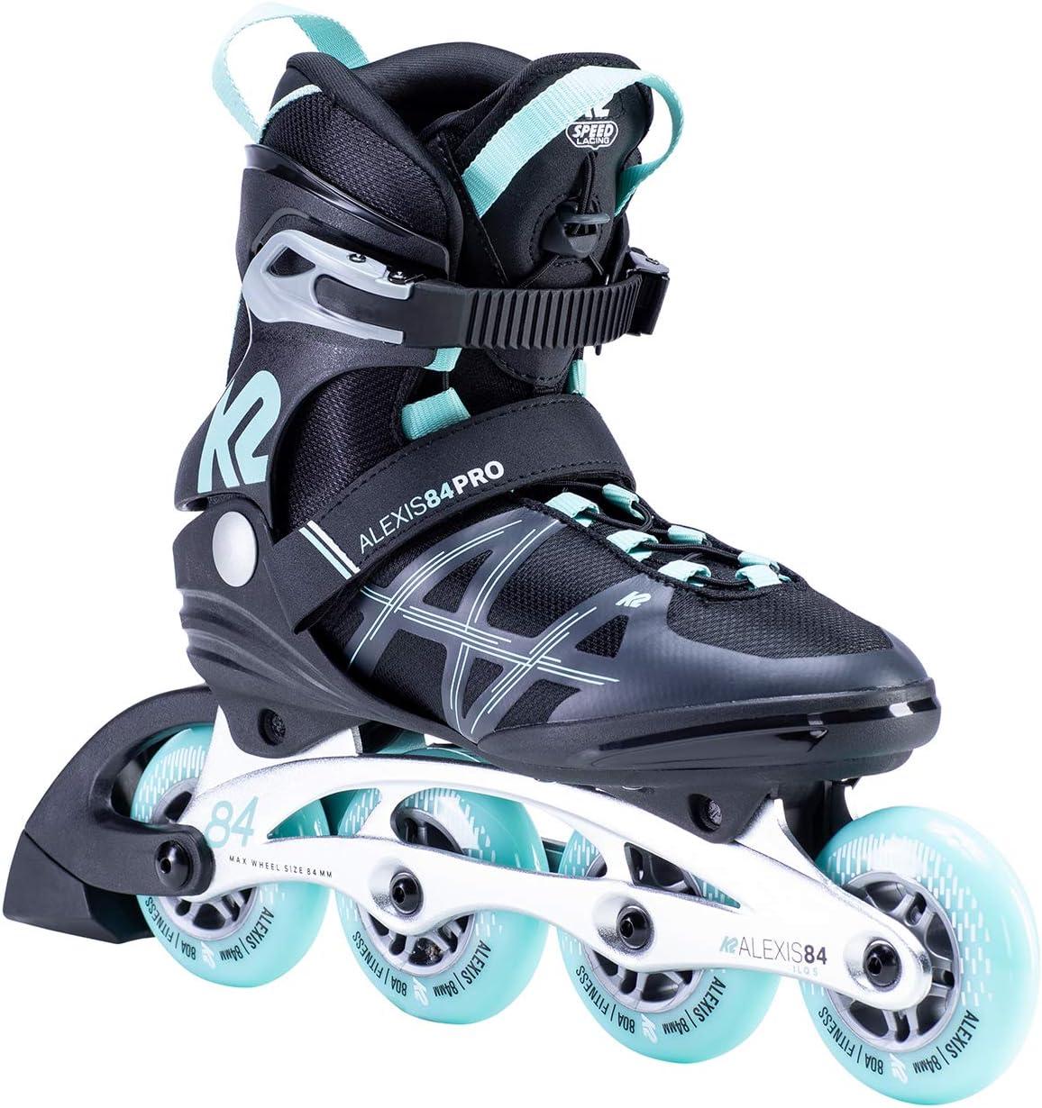 Amazon Com K2 Skate Alexis 84 Pro Inline Skate Sports Outdoors