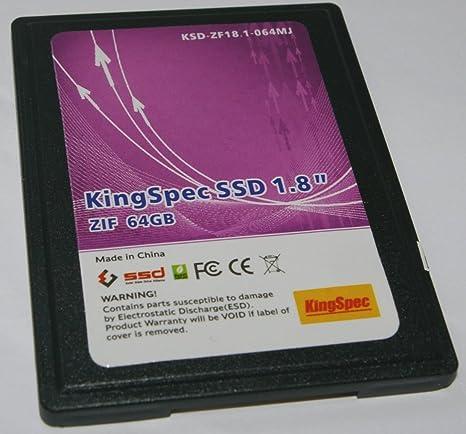 KingSpec ZIF SSD MLC JMicron Unidad de Estado sólido 1.8