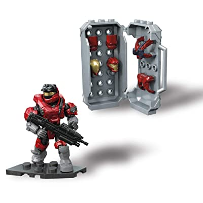 Mega Brands Construx: Halo Armor Pack: Toys & Games
