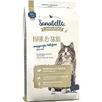 Sanabelle Hair & Skin   Droogvoer voor raskatten ter ondersteuning van een optimale vachtontwikkeling   4 x 2 kg