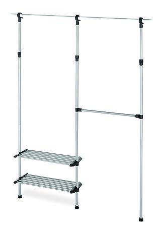 Merveilleux Amazon.com: Whitmor 2 Shelf 2 Rod Closet System   Adjustable Closet  Maximizer: Home U0026 Kitchen
