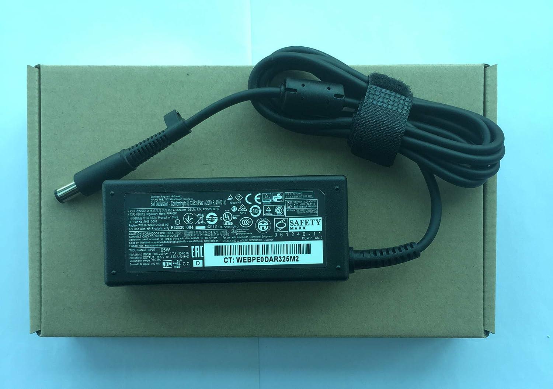 Original Laptop Charger TPC-LA58 65W 19.5V 3.33A AC Adapter for HP 724264-001 PA-1650-39HA 684792-001 666264-001 TPC-CA54 Flexible Thin Client Power Supply