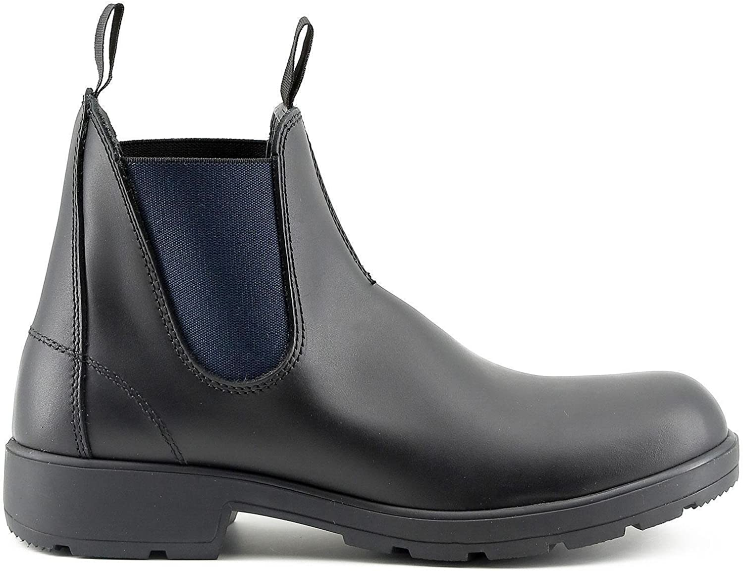 Made in Italia DIEGO/_NERO-BIANCO Ankle boots
