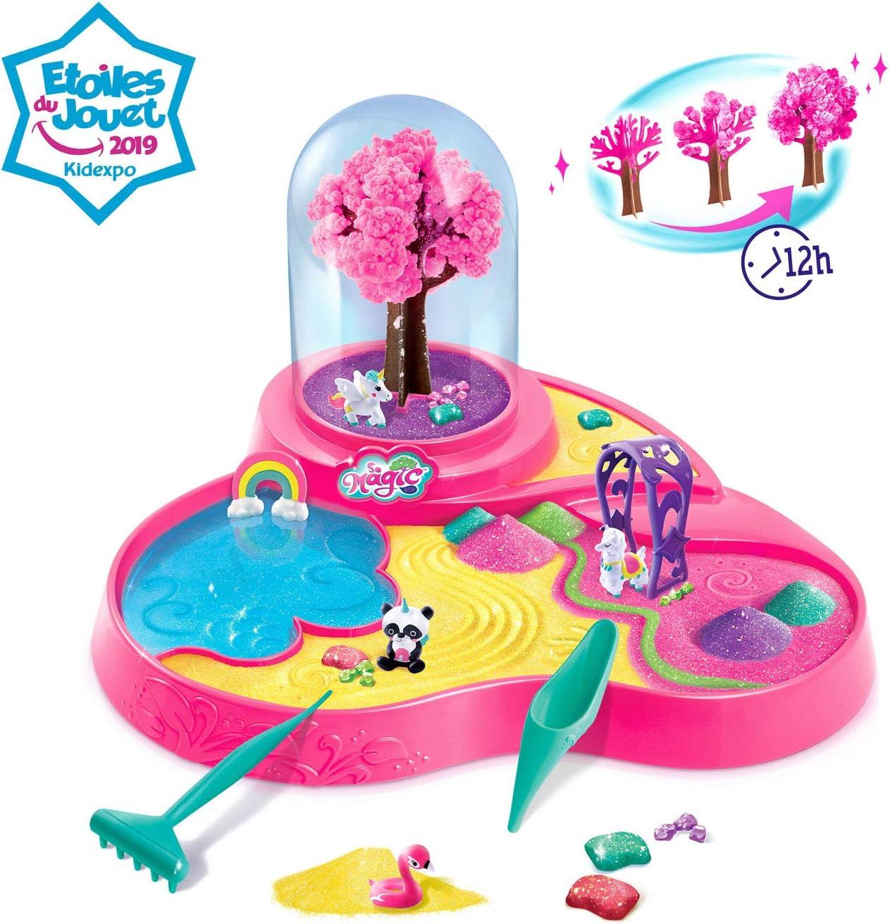 So Magic DIY- Jardín Mágico Playset, Color rosa (Canal Toys MSG004) , color/modelo surtido: Amazon.es: Juguetes y juegos