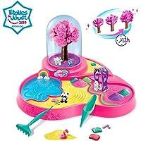 SO MAGIC- Jardin MAGICO PLAYSET Juguete, Color Rosa