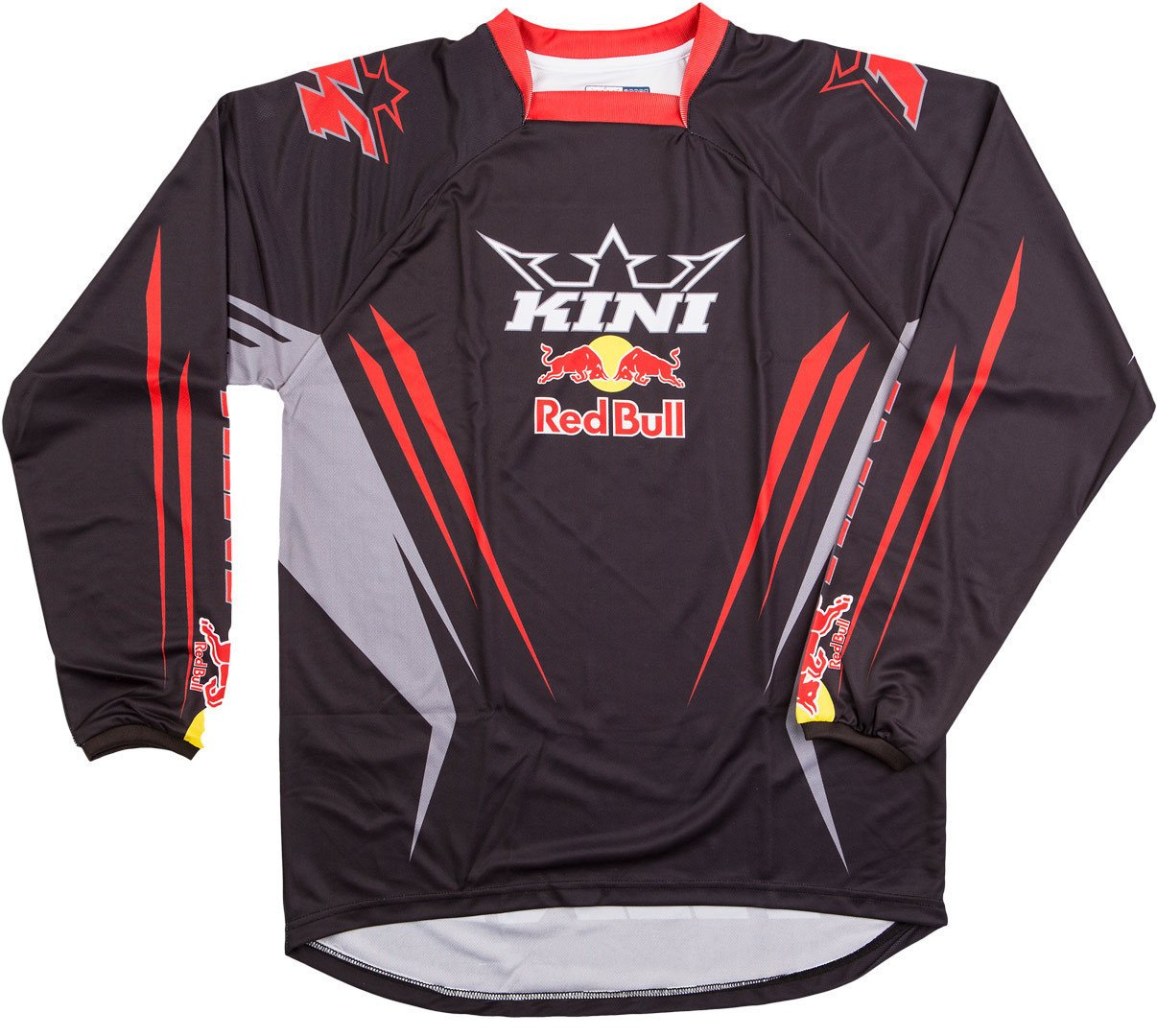 Kini ROT Bull Jersey Competition Navy Weiß