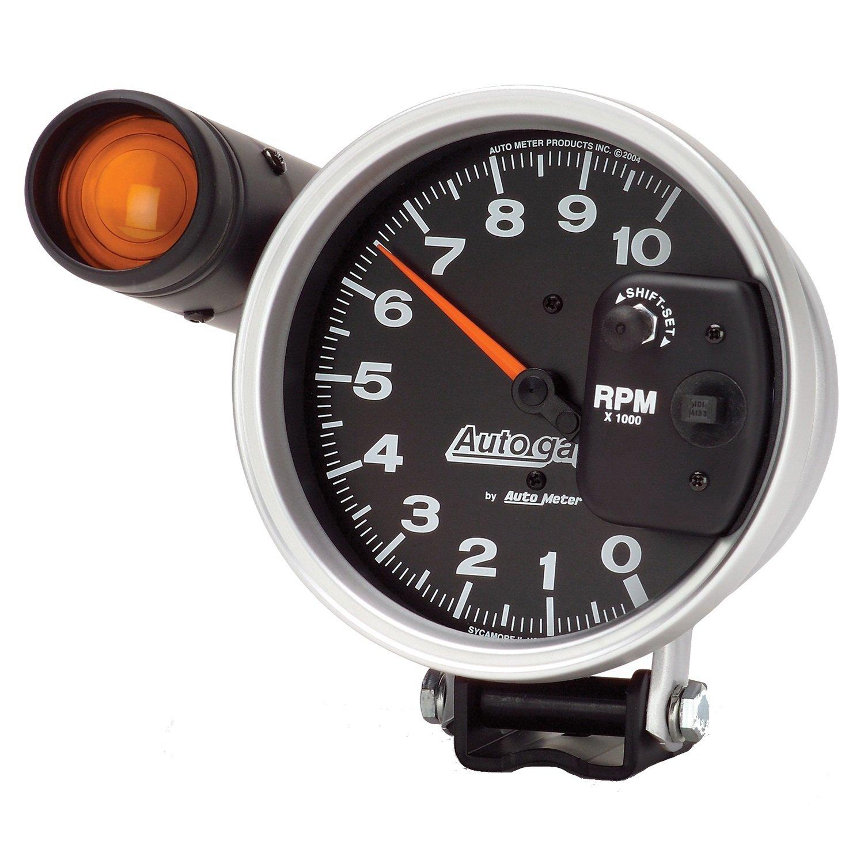 Auto Meter Memory Tach Wiring Diagram Trusted Diagrams Sun Tachometer 2300 Vintage Amazon Com