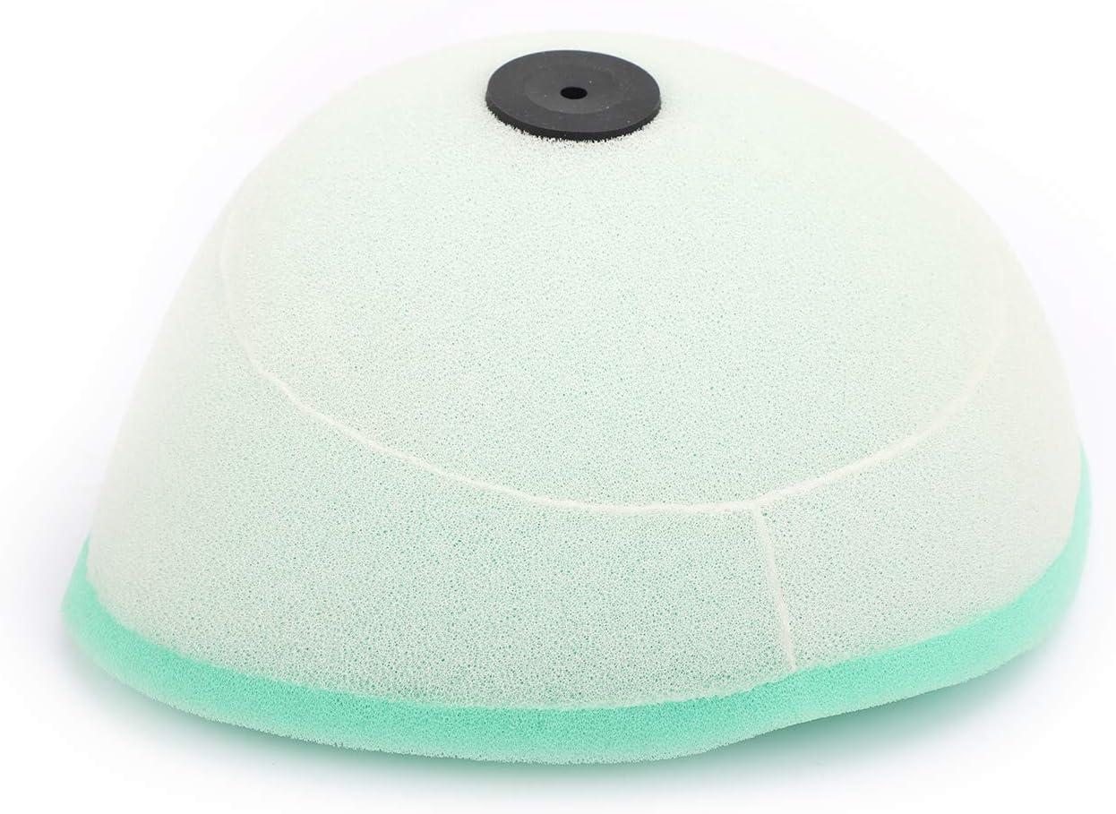 Filtre Dadmission De Nettoyant Filtre Air Filter pour K-T-M HUSQVARNA 125 250 300 350 450 500 SX XC EXC TE TC Artudatech Filtre /à Air Moto