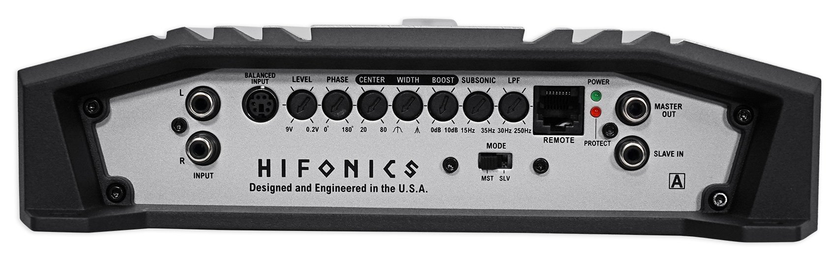 Hifonics BRX4016.1D Brutus 4000 Watt Mono Amplifier Car Audio Class-D Amp by Hifonics (Image #6)