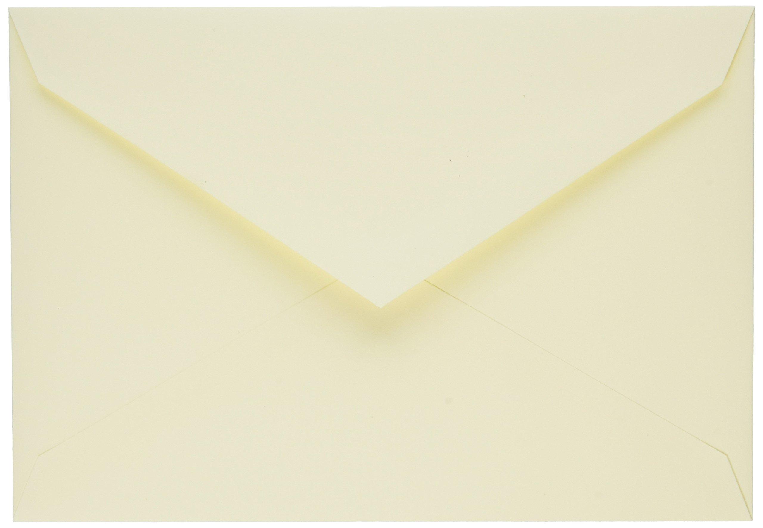 Crane & Co. Ecruwhite Royalty Outside Envelope (W37)