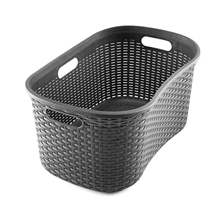 addis plastic washing basket