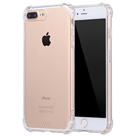 coque iphone 8 plus 360 silicone