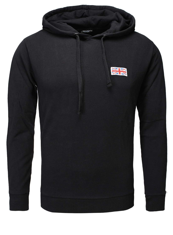 Key Largo Herren Kapuzenpullover Hoodie London UK England British Sportswear