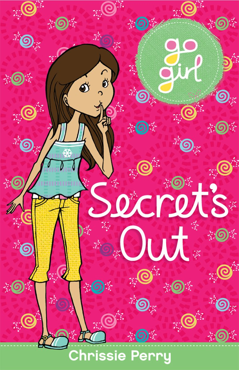 Secret's Out (Go Girl) PDF Text fb2 ebook
