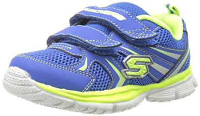 46e91228eab6 Skechers Boys Speedees - Burn Outs Low-Top  Amazon.co.uk  Shoes   Bags
